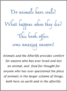 Book - Animals and the Afterlife com